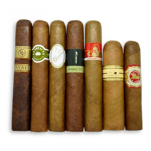 JamesÂ's Limited Time 1-a-day Sampler - 7 Cigars