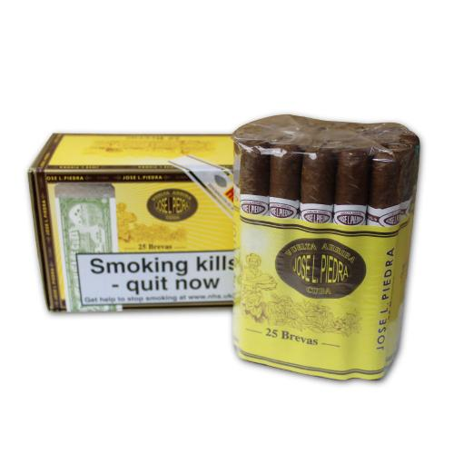 Jose L Piedra Brevas Cigar - Bundle of 25