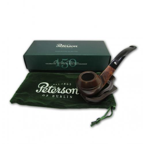 Peterson Kildare Briar Pipe - 080s (Smooth)