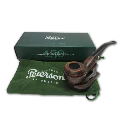 Peterson Kildare Briar Pipe - 999 (Smooth)
