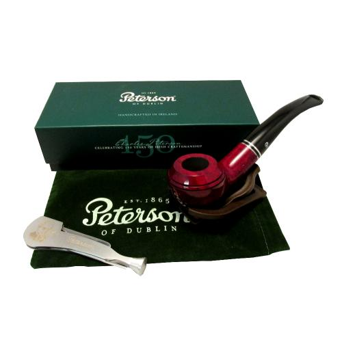 Peterson Killarney Red Pipe - 999 (9mm filter)