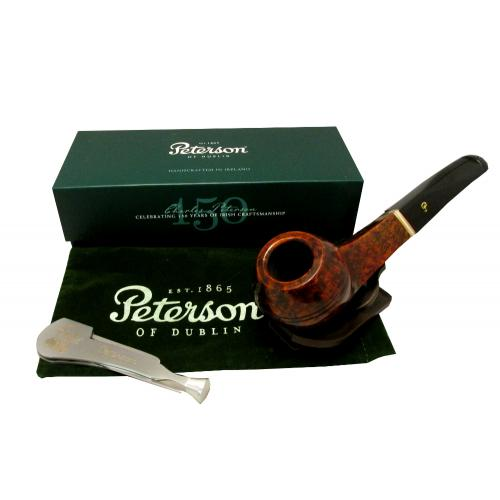 Peterson Kinsale Curved Pipe XL21 Hudson Smooth