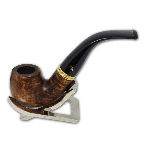 Peterson Liscannor Matte Brown 230 Pipe (LI009)