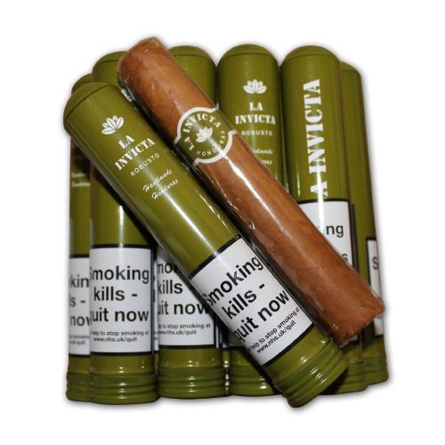 La Invicta Honduran Robusto Tubed Cigar - Pack of 10
