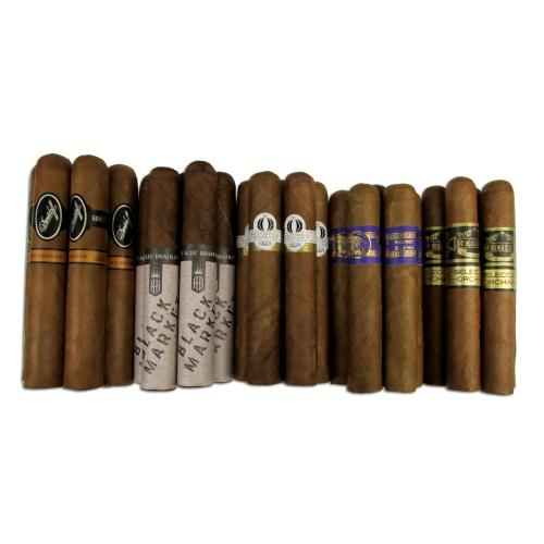 Liam\'s Mixed Box Selection Sampler - 25 Cigars