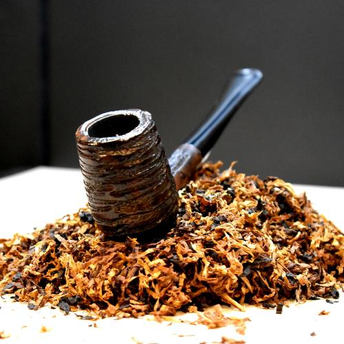 LiamÂ's Pipe Tobacco Sampler with Cool and Sweet Rustic Pipe