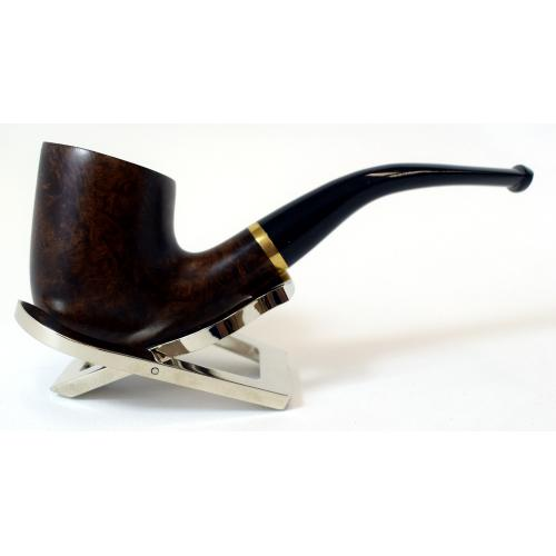 Mr Brog Steward 90 Briar 9mm Filter Fishtail Pipe (MB907)