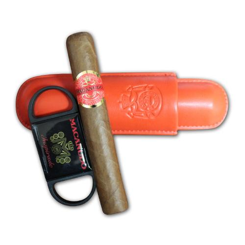 Macanudo Inspirado Orange Robusto and Accessories Sampler