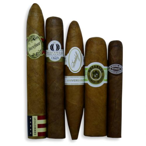 Exclusive Humidor Top Up Selection - 5 Cigars
