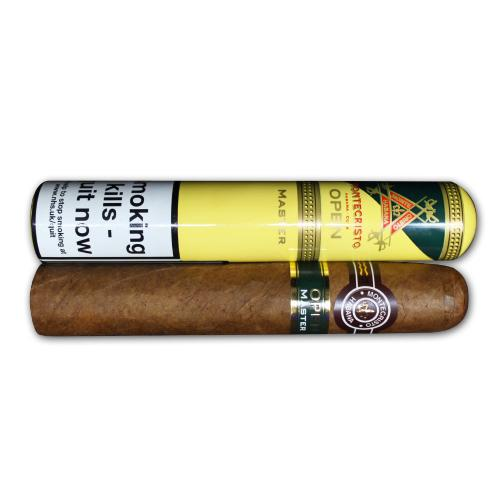 Montecristo Open Master Tubed Cigar - 1 Single