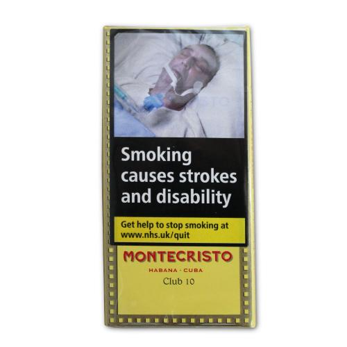 Montecristo Club  - Pack of 10  (10)