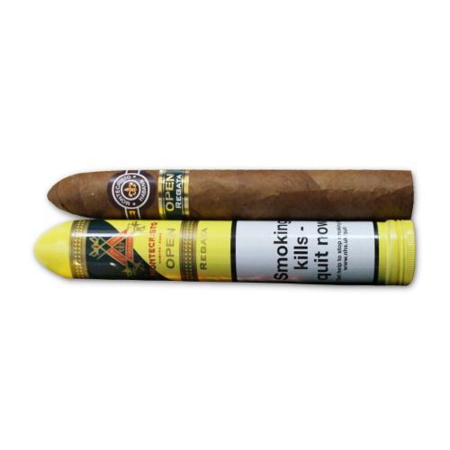 Montecristo Open Regata Tubed Cigar - 1 Single