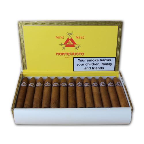 Montecristo Petit No. 2 Cigar - Box of 25