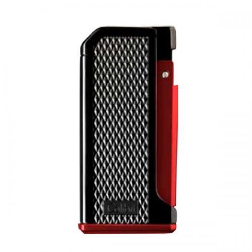 Colibri Monza Single Jet Lighter - Red (Discontinued)