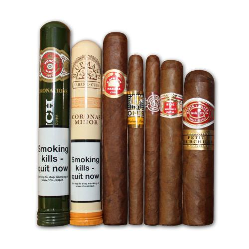 Morning Cigar Sampler - 7 Cigars