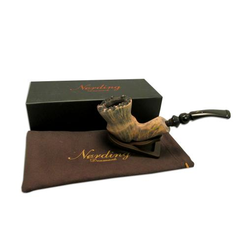 Erik Nording Signature Black 003 Pipe