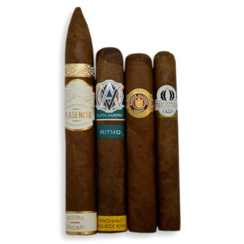 Time to Celebrate Sampler - 4 Cigars