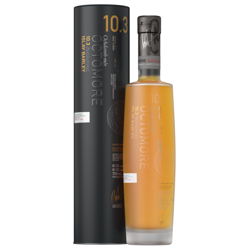 Bruichladdich Octomore 10.3 - 61.3% 70cl