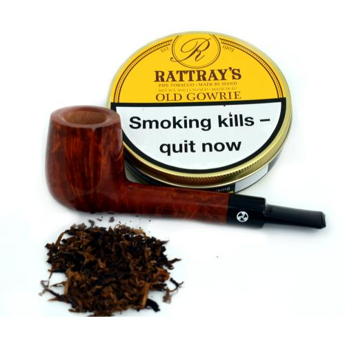 Rattrays Old Gowrie Pipe Tobacco (Tin)