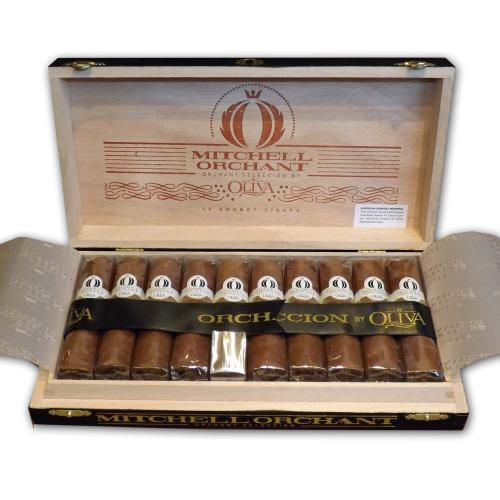 Oliva Chubby Cigar - Orchant Seleccion - Box of 10
