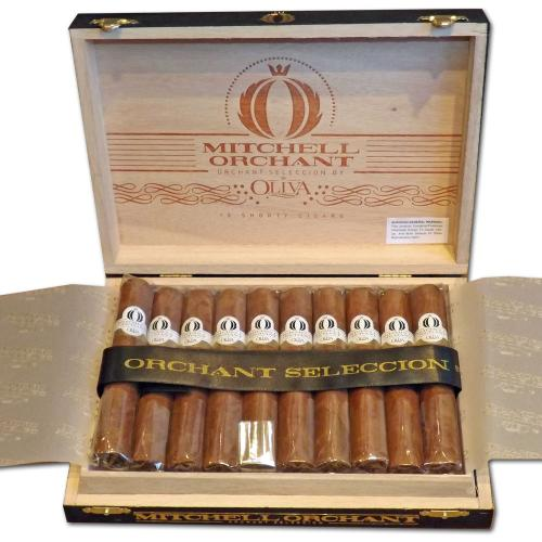 Oliva Orchant Seleccion Shorty Cigar - Box of 10
