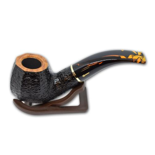 Savinelli Oscar Tiger Rustic Bent 699 6mm Pipe