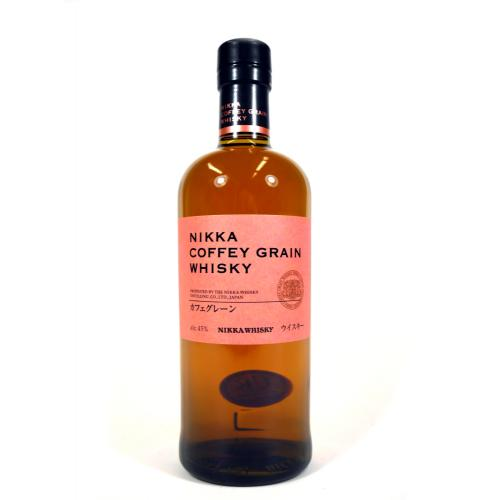 Nikka Coffey Grain Japanese Whisky - 45% 70cl