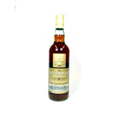 Glendronach 21 Year Old Parliament - 70cl 48%