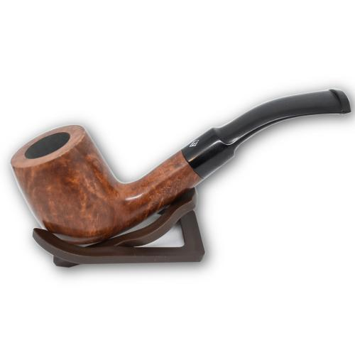 Parker Billiard Bent Light Brown Pipe (PAR010)