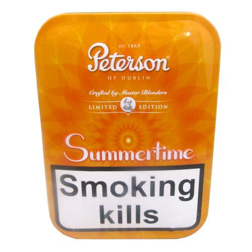 Peterson Summertime 2016 Pipe Tobacco - 100g Tin
