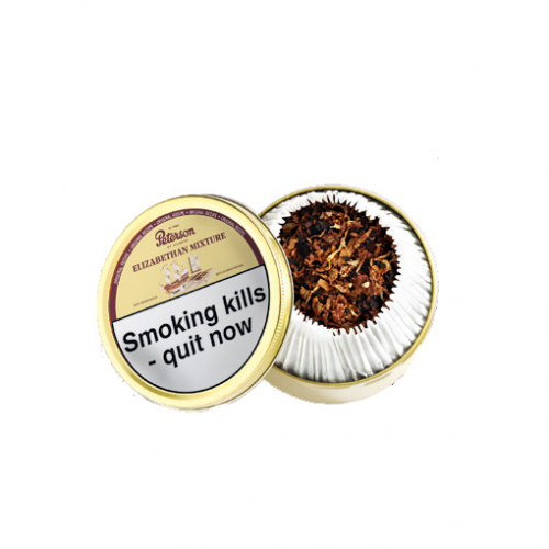 Peterson Elizabethan Mixture Pipe Tobacco - 50g tin (Formerly Dunhill Range)