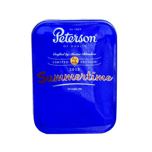 Peterson Summertime Limited Edition 2018 Pipe Tobacco - 100g