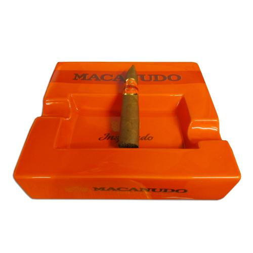 Macanudo Inspirado Petit Piramide and Ashtray Gift Pack Sampler