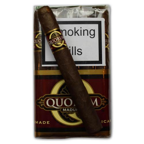 Quorum Maduro Corona Cigar - Bundle of 10