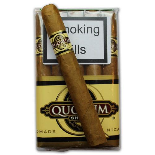 Quorum Shade Grown - Corona - Bundle of 10 Cigars