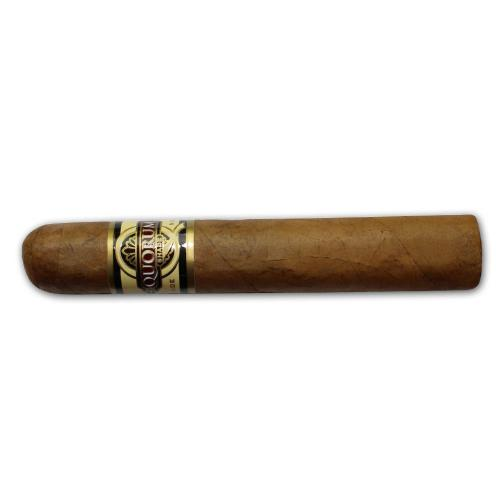 Quorum Shade Grown Robusto Cigar - 1 Single