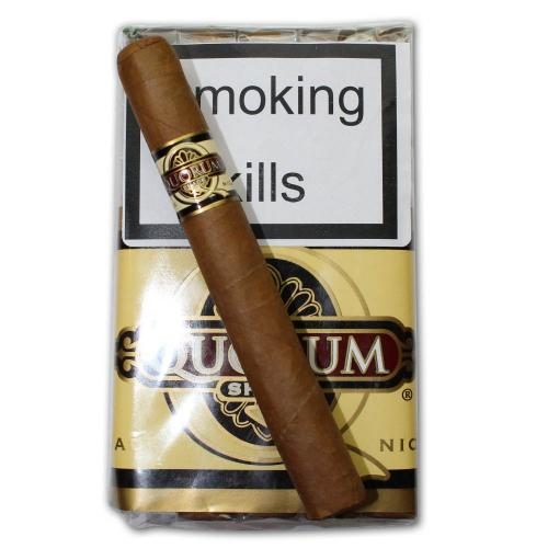 Quorum Shade Grown Tres Petite Corona Cigar - Bundle of 10