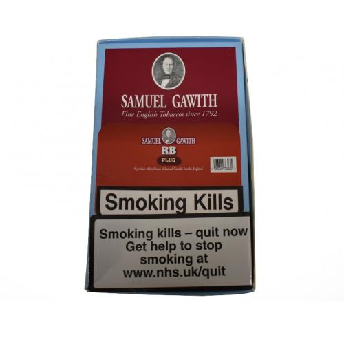 Samuel Gawith RB Plug Pipe Tobacco - 250g Box