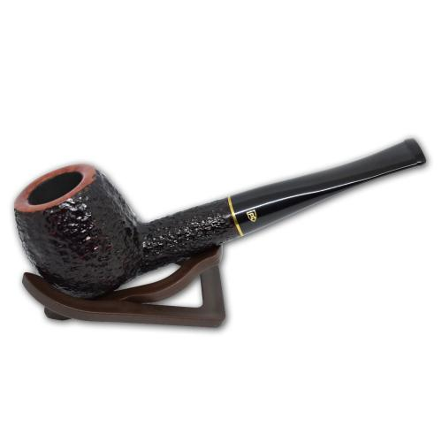 Savinelli Roma R Shape Rustic Straight 207 6mm Pipe