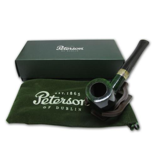 Peterson Racing Green Fishtail Pipe - 006