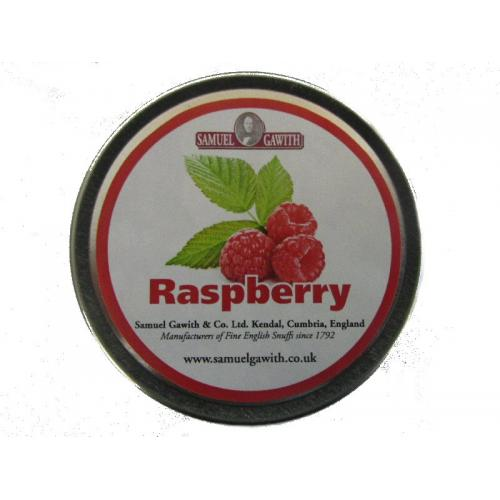 Samuel Gawith Raspberry Snuff - 25g Tin (discontinued)
