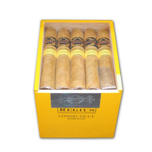 Regius Connecticut Robusto Cigar - Box of 25