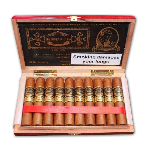 Regius 200th Anniversary Seleccion Orchant 2016 - Robusto Cigar - Box of 10