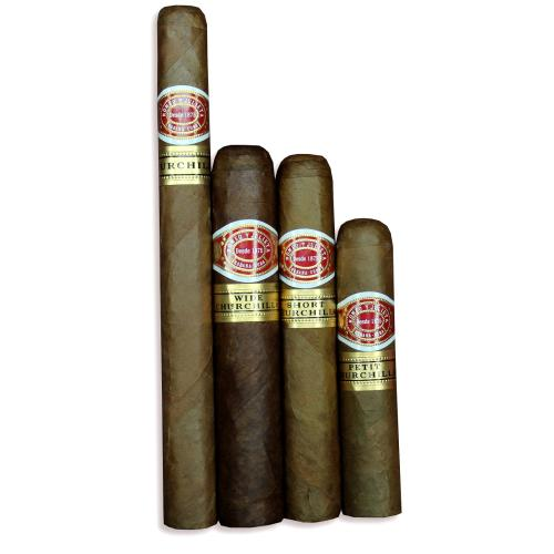 Romeo y Julieta Churchill Sampler – 4 Cigars