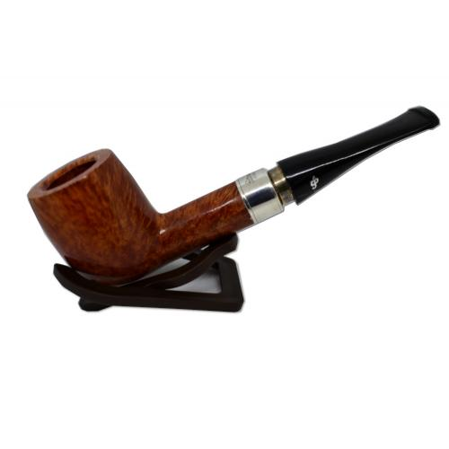 Peterson Royal Irish 106 Silver Mounted Fishtail Pipe (PE491)