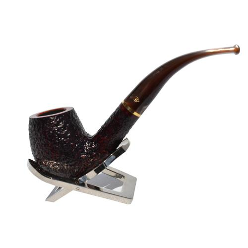 Savinelli Roma Lucite Shape Rustic 602 6mm Fishtail Pipe (SAV334)