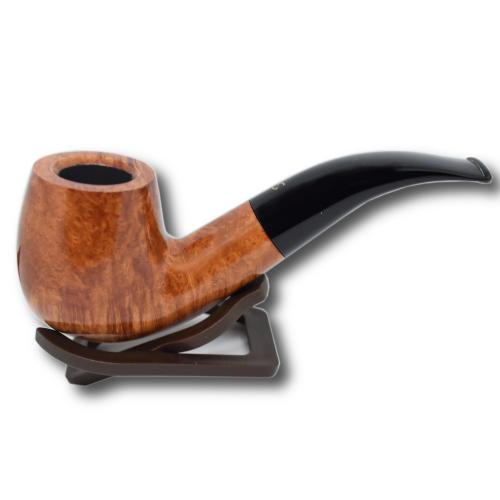 Savinelli Siena Smooth Bent 616 9mm Pipe (SAV136)