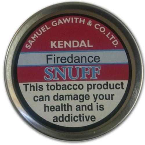 Samuel Gawith Firedance Snuff - 25g Tin (discontinued)