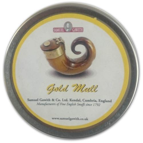 Samuel Gawith Gold Mull Snuff - 25g Tin (discontinued)