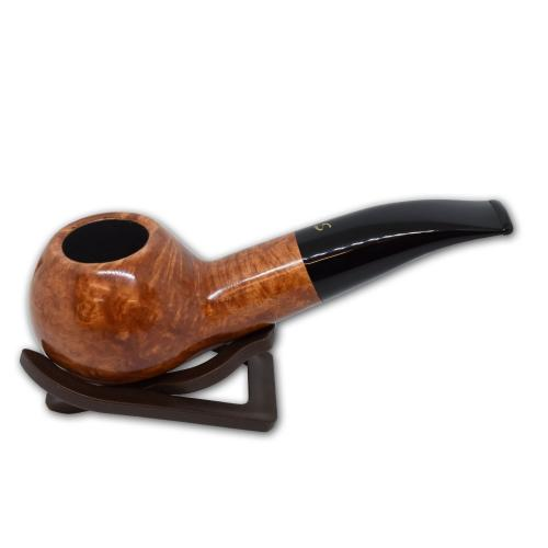 Savinelli Siena Smooth Half Bent 320 9mm Pipe